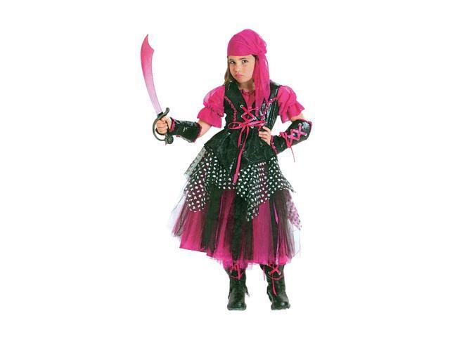 Morris Costumes Halloween Novelty Accessories Caribbean Pirate Child Medium 8