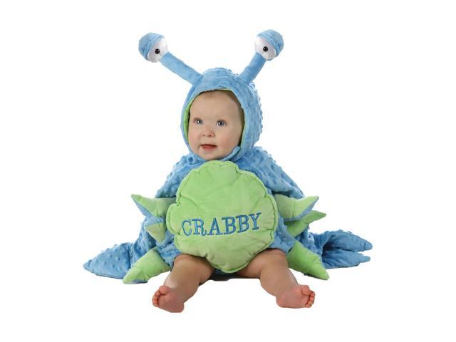 Morris Costumes Halloween Novelty Accessories Crabby Toddler 12/18 Months