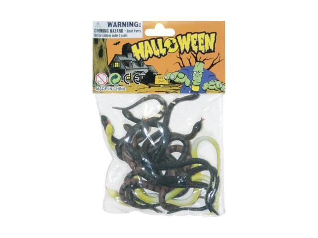 Morris Costumes Halloween Novelty Accessories Snakes Bag Of