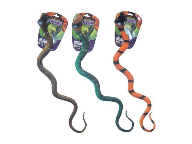 Morris Costumes Halloween Novelty Accessories Snake Assortment 32 Inch