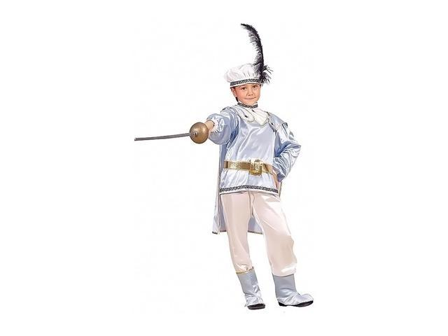 Dress Up America Halloween Party Costume Prince Charming - Size Toddler T4