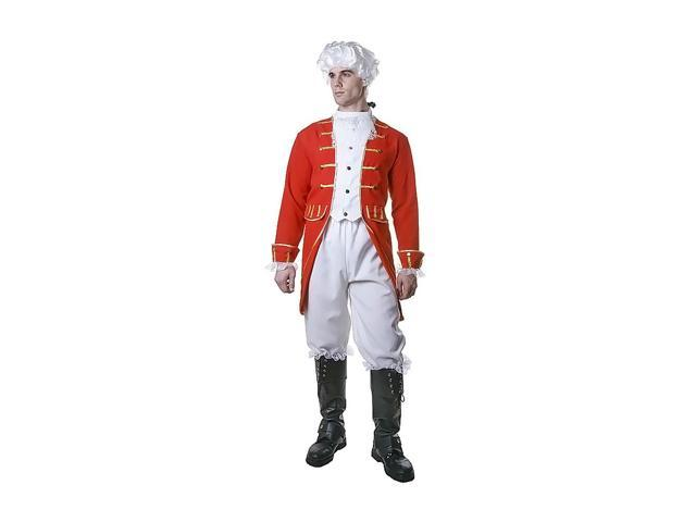 Dress Up America Halloween Party Adult Victorian Man Costume - Size Small