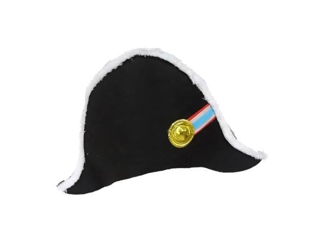 Dress Up America Halloween Party Costume Napoleon Hat