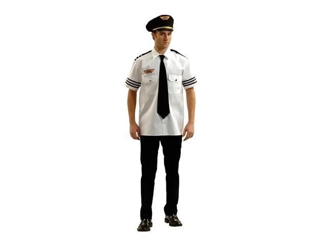 Dress Up America Halloween Party Costume Pilot - Adult
