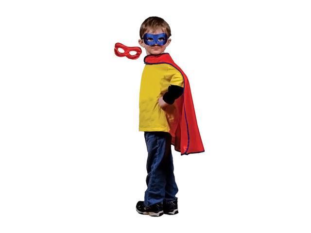 Dress Up America Halloween Party Costume Super Hero - Kids