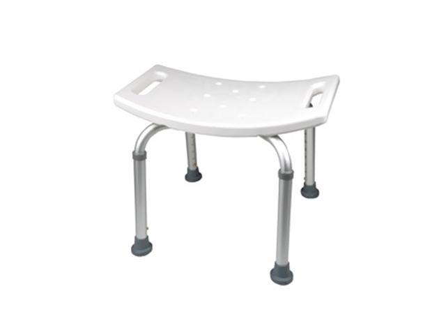 Roscoe Medical SCNB-4 Adjustable Bath Benches White