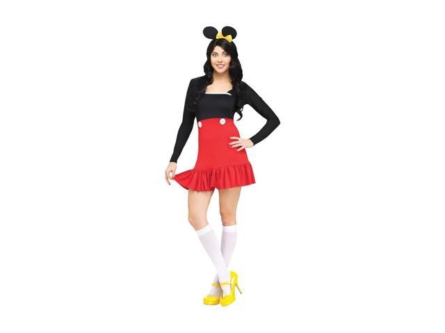 Morris Costumes Halloween Party Miss Mikki Adult Xsmall
