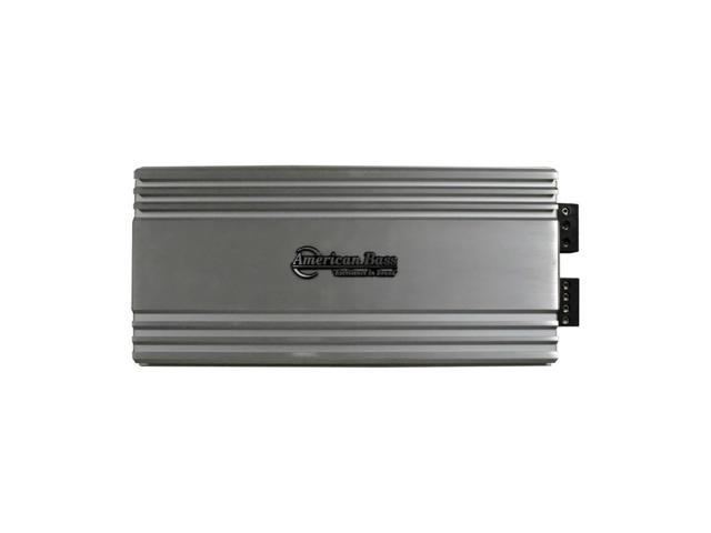 American Bass Class D Mono Hybrid Amplifier, 4500W Max