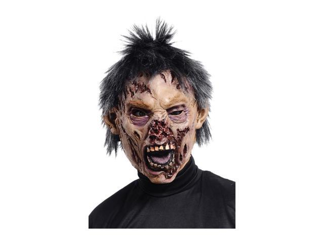 Morris Costumes Halloween Festival Accessories Zombie Latex Mask