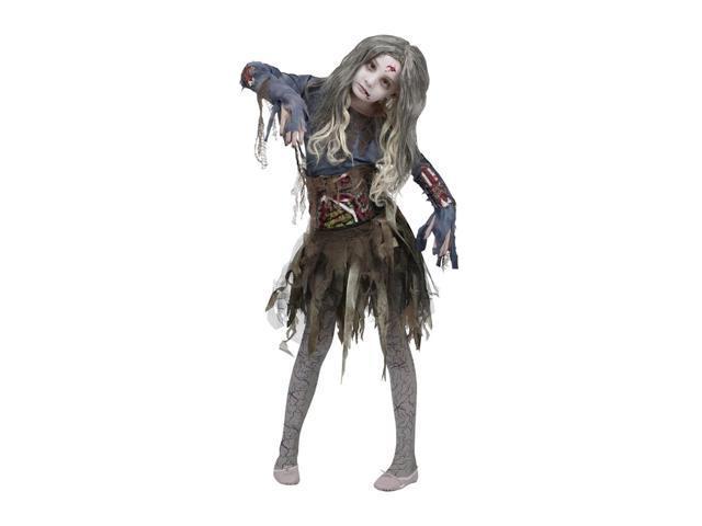 Morris Costumes Halloween Festival Accessories Zombie Child 8-10