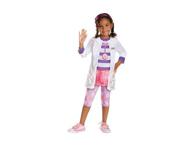 Disney Halloween Festival Accessories Doc Child Classic 4-6