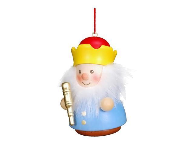 Alexander Taron Holiday Decoration Gift Accessories Christian Ulbricht Ornament King 3H X 1.75W X 2D