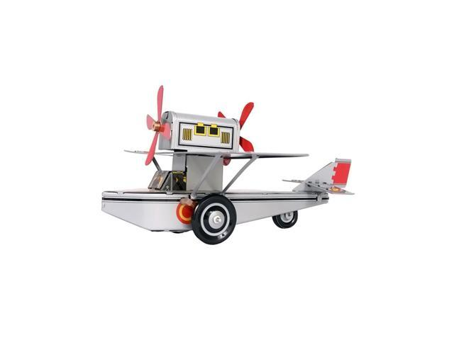 Alexander Taron Collectible Tin Toy Sea Plane 3.5