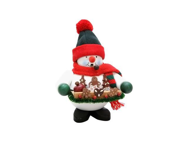 Christian Ulbricht Incense Burner - Snowy With Gingerbread - 7