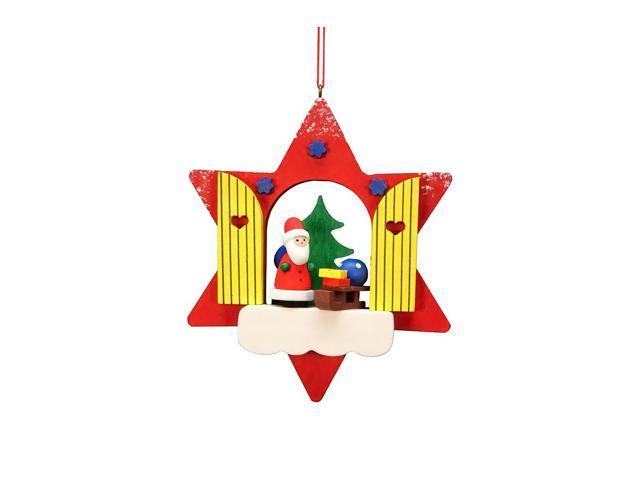 Alexander Taron Christian Ulbricht Ornament - Stargate With Santa - 4