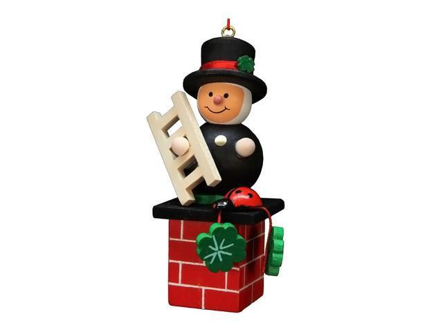 Alexander Taron Christian Ulbricht Ornament - Sweep On Chimney - 3