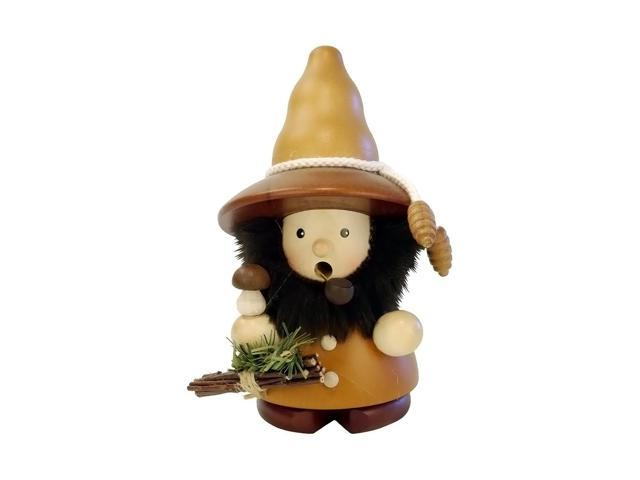 Christian Ulbricht Incense Burner - Woodsman - 4.75H X 2.5W X 3D