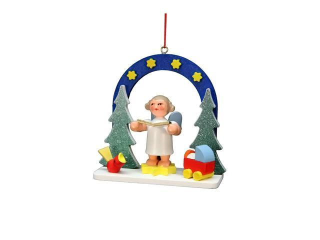 Alexander Taron Christian Ulbricht Ornament - Starry Sky Angel - 2.75