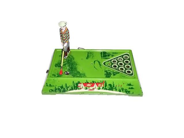 Alexander Taron Collectible Tin Toy Golfer 7