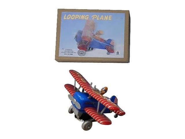 Alexander Taron Collectible Tin Toy Acrobatic Plane 4