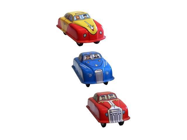 Collectible Tin Toy - Mini Car - 1.25