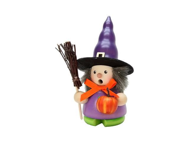 Christian Ulbricht Incense Burner - Witch - 5.25