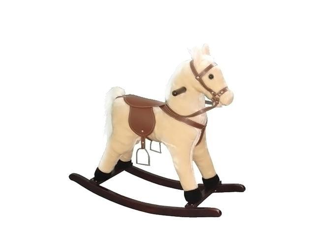 Alexander Taron Rocking Horse Palomino With Sounds 24