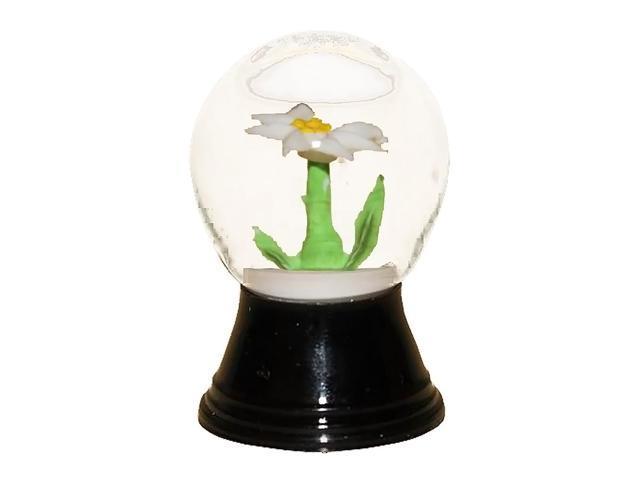 Perzy Snowglobe, Mini Edelweiss - 1.5