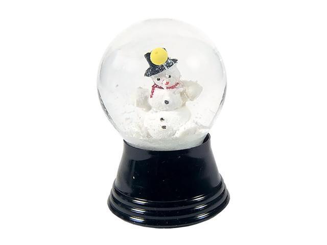 Alexander Taron Perzy Snowglobe Small Snowman - 2.75