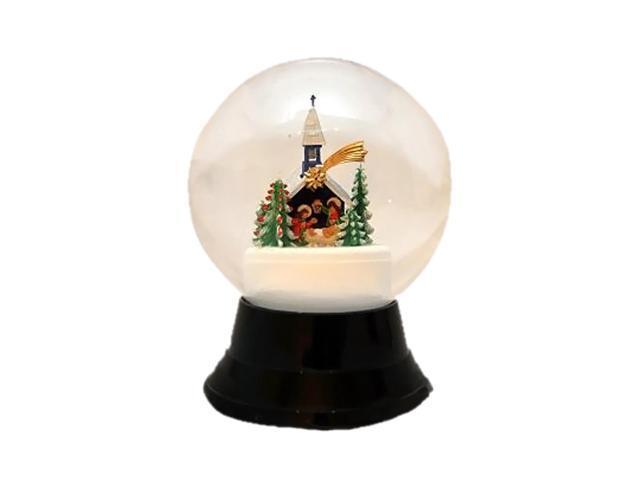 Alexander Taron Perzy Snowglobe Large Chapel - 7