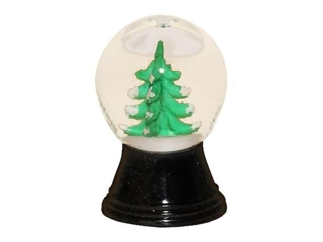 PR1158-Perzy Snowglobe, Mini Christmas Tree - 1.5