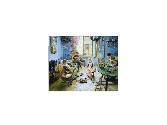 Alexander Taron Home Seasonal Decorative Accessories Bruck & Sohn Advent - Kid's room scene - 13