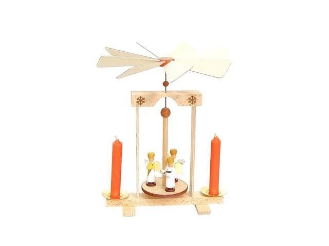 Alexander Taron Home Seasonal Decorative Accessories Dregeno Pyramid - Angel Choir - 5.25
