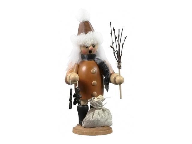 Alexander Taron Home Seasonal Decorative Accessories Dregeno Incense Burner Santa with Cookies - 7.5