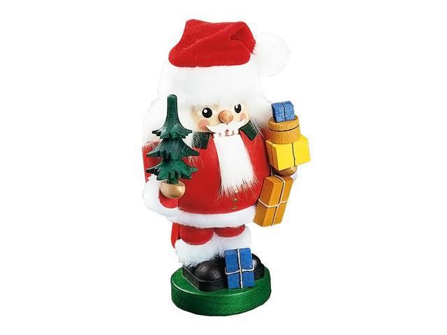 Richard Glaesser Nutcracker - Santa with Tree - 7.5