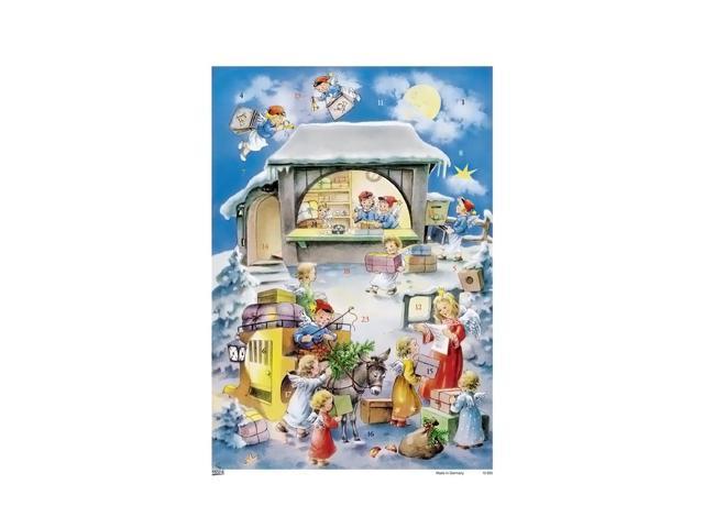 Korsch Advent - Angel Post Office - 11.5
