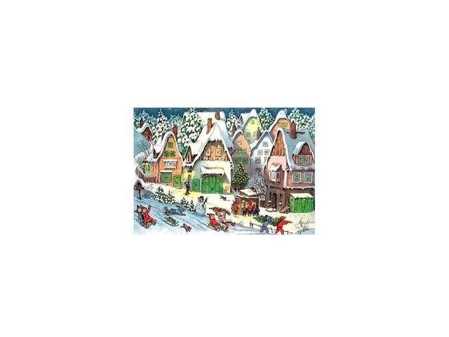 Korsch Advent - Children in Snow - 11.75