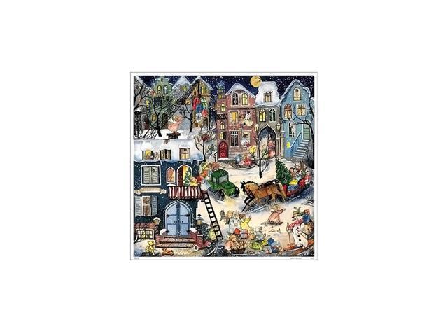 Korsch Advent - Christmas City - 10.75