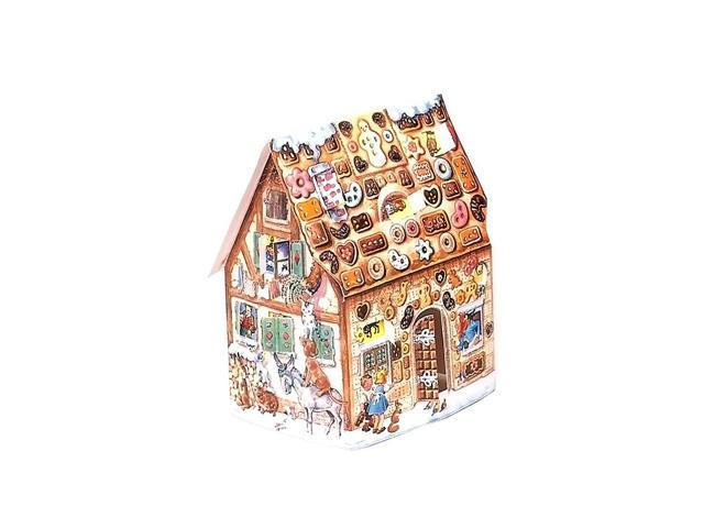 Korsch Advent - 3-Dimensional Gingerbread House - 8