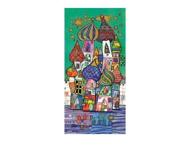 Korsch Advent - Collage Castle - 23.75
