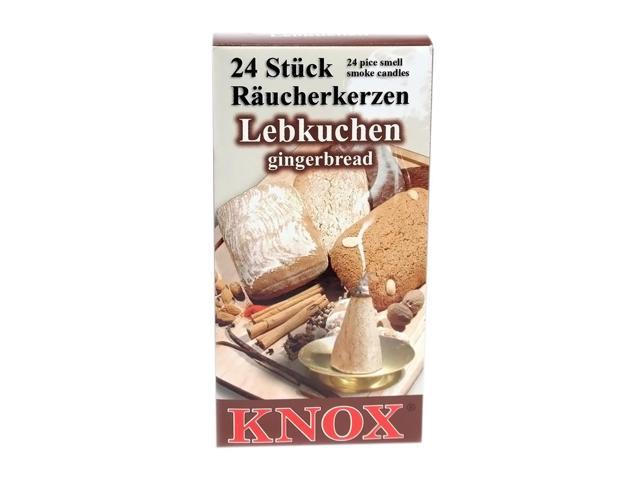 Knox Large Incense - Gingerbread scent - unit of 24 pcs - 5