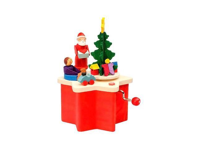 Graupner Music Box - Santa Crank - 3.5
