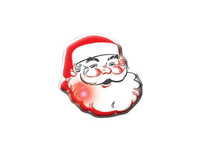 Blinkee Christmas Party Decorative Costume Accessory Santa Clause Body Lights