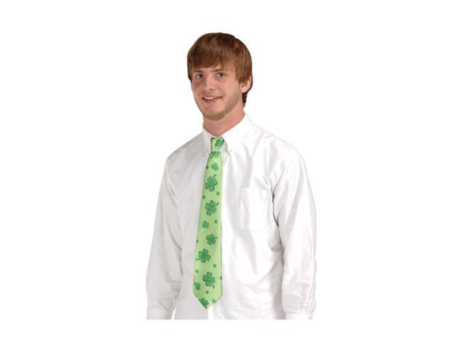 Beistle Home Party Supplies Shamrocks Tie - Full-Size