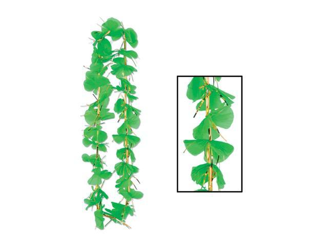 Beistle Home Party Supplies Shamrock Party Lei 36