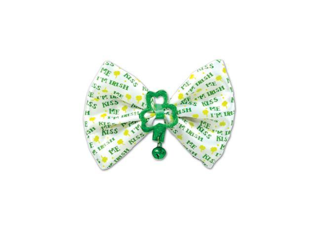 Beistle Home Party Supplies Kiss Me I'm Irish Bow Tie 3 1/4