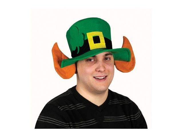 Beistle Home Party Supplies Felt Leprechaun Hat with Ears