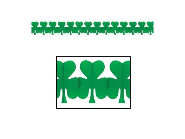 Beistle Home Party Supplies Irish Garland 5