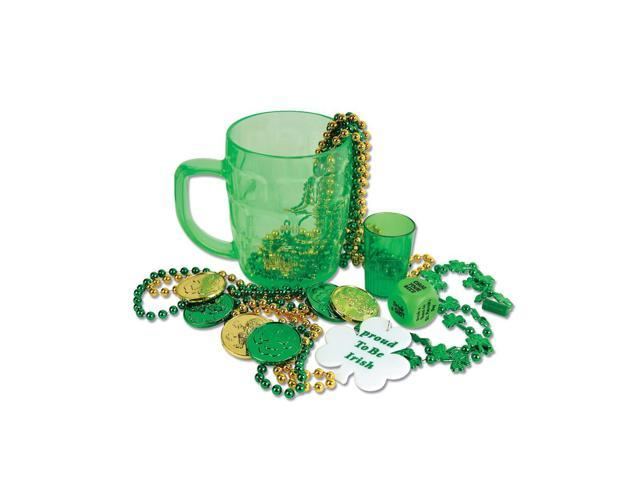Beistle Home Party Supplies St Pat's Party In A Mug (16 Ct)