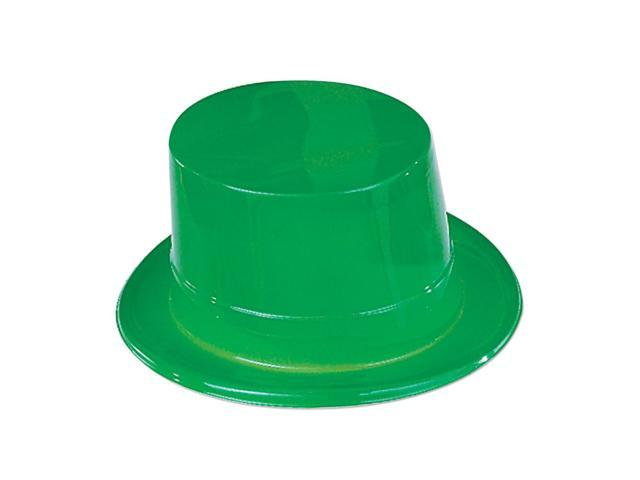 Beistle Home Party Supplies Green Plastic Topper